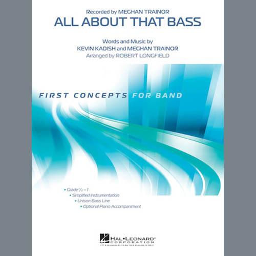 Robert Longfield, All About That Bass - Flute, Concert Band