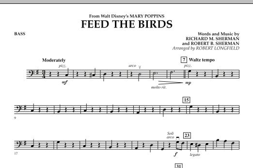Robert Longfield Feed the Birds (from