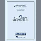 Download or print Robert Longfield Greensleeves - Full Score Sheet Music Printable PDF 8-page score for Christmas / arranged Orchestra SKU: 302908.
