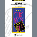 Download Robert Longfield 'Music from Defiance - Violin Solo' Printable PDF 1-page score for Film/TV / arranged Concert Band SKU: 284967.