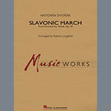 Download Robert Longfield 'Slavonic March (from Serenade for Winds, Op. 44) - Bb Trumpet 3' Printable PDF 1-page score for Classical / arranged Concert Band SKU: 365453.