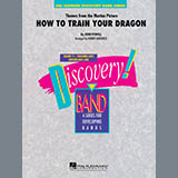 Download or print Robert Longfield Themes from How to Train Your Dragon - Bb Trumpet 2 Sheet Music Printable PDF 1-page score for Children / arranged Concert Band SKU: 347308.