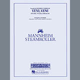 Download or print Robert Longfield Veni, Veni (O Come, O Come Emmanuel) - String Bass Sheet Music Printable PDF 1-page score for Christmas / arranged Concert Band SKU: 293185.