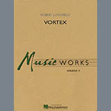 Download Robert Longfield 'Vortex - Bb Trumpet 2' Printable PDF 1-page score for Classical / arranged Concert Band SKU: 271825.