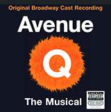Download Robert Lopez & Jeff Marx 'My Girlfriend, Who Lives In Canada (from Avenue Q)' Printable PDF 6-page score for Musical/Show / arranged Piano & Vocal SKU: 51405.
