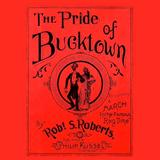 Download or print Robert S. Roberts Pride Of Bucktown Sheet Music Printable PDF 4-page score for Jazz / arranged Piano Solo SKU: 65753.