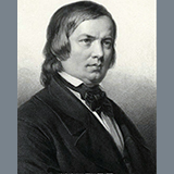 Download or print Robert Schumann Romanze from Album Leaves Sheet Music Printable PDF 2-page score for Classical / arranged Piano Solo SKU: 111112.