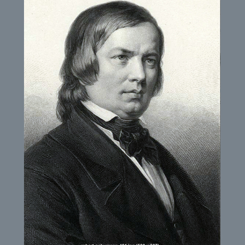 Easily Download Robert Schumann Printable PDF piano music notes, guitar tabs for Piano & Vocal. Transpose or transcribe this score in no time - Learn how to play song progression.