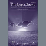 Download or print Robert Sterling The Joyful Sound - Bb Clarinet 1 Sheet Music Printable PDF 3-page score for Gospel / arranged Choir Instrumental Pak SKU: 346976.