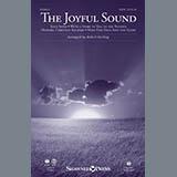 Download or print Robert Sterling The Joyful Sound - Violin 1 Sheet Music Printable PDF 3-page score for Gospel / arranged Choir Instrumental Pak SKU: 346990.