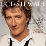 Download Rod Stewart 'The Way You Look Tonight' Printable PDF 2-page score for Jazz / arranged Beginner Piano SKU: 32171.