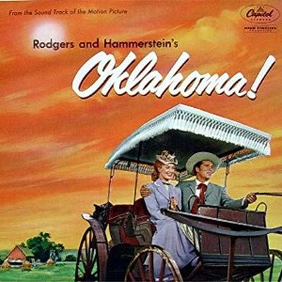 Rodgers & Hammerstein, I Cain't Say No (from Oklahoma!), Piano, Vocal & Guitar (Right-Hand Melody)