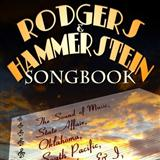 Download or print Rodgers & Hammerstein Sixteen Going On Seventeen Sheet Music Printable PDF 3-page score for Broadway / arranged Big Note Piano SKU: 82667.
