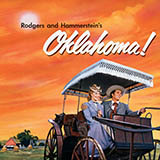 Download or print Rodgers & Hammerstein The Surrey With The Fringe On Top (from Oklahoma!) Sheet Music Printable PDF 3-page score for Broadway / arranged Big Note Piano SKU: 96533.