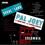 Download Rodgers & Hart 'I Could Write A Book (from Pal Joey)' Printable PDF 1-page score for Broadway / arranged Lead Sheet / Fake Book SKU: 448472.