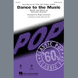 Download or print Roger Emerson Dance To The Music Sheet Music Printable PDF 11-page score for Pop / arranged 2-Part Choir SKU: 93877.