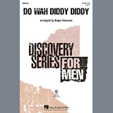 Download or print Roger Emerson Do Wah Diddy Diddy Sheet Music Printable PDF 7-page score for Concert / arranged TB Choir SKU: 97524.