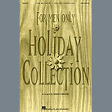Download Roger Emerson 'For Men Only: Holiday Collection' Printable PDF 5-page score for Christmas / arranged TBB Choir SKU: 196350.