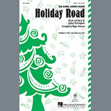 Download or print Lindsey Buckingham Holiday Road (arr. Roger Emerson) Sheet Music Printable PDF 10-page score for Pop / arranged 2-Part Choir SKU: 165056.