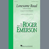 Download or print Roger Emerson Lonesome Road Sheet Music Printable PDF 11-page score for Folk / arranged 2-Part Choir SKU: 182447.