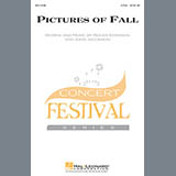 Download or print Roger Emerson Pictures Of Fall Sheet Music Printable PDF 7-page score for Concert / arranged 2-Part Choir SKU: 95211.