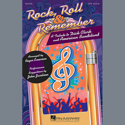 Roger Emerson, Rock, Roll & Remember - Bb Trumpet 2, Choir Instrumental Pak