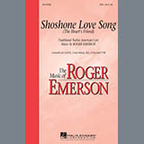 Download Roger Emerson 'Shoshone Love Song (The Heart's Friend)' Printable PDF 7-page score for Concert / arranged TBB Choir SKU: 438946.