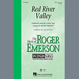 Download or print Roger Emerson The Red River Valley Sheet Music Printable PDF 10-page score for Folk / arranged TBB Choir SKU: 160396.