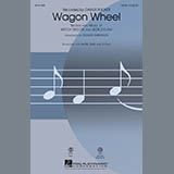 Download or print Roger Emerson Wagon Wheel Sheet Music Printable PDF 4-page score for Country / arranged 2-Part Choir SKU: 150468.