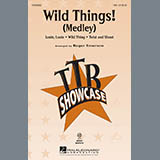 Download Roger Emerson 'Wild Things! (Medley)' Printable PDF 11-page score for Pop / arranged TBB Choir SKU: 283984.
