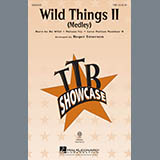 Download Roger Emerson 'Wild Things II (Medley)' Printable PDF 15-page score for Light Concert / arranged TBB Choir SKU: 289535.
