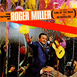 Download or print Roger Miller King Of The Road Sheet Music Printable PDF 1-page score for Country / arranged French Horn Solo SKU: 167008.