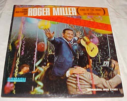 Easily Download Roger Miller Printable PDF piano music notes, guitar tabs for Ukulele. Transpose or transcribe this score in no time - Learn how to play song progression.