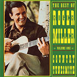 Download or print Roger Miller Old Toy Trains Sheet Music Printable PDF 1-page score for Country / arranged Alto Sax Solo SKU: 167160.
