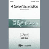 Download or print James M. Black A Gospel Benediction (arr. Rollo Dilworth) Sheet Music Printable PDF 11-page score for Gospel / arranged 3-Part Treble Choir SKU: 95698.