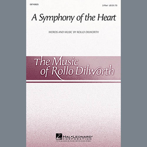 Easily Download Rollo Dilworth Printable PDF piano music notes, guitar tabs for 2-Part Choir. Transpose or transcribe this score in no time - Learn how to play song progression.