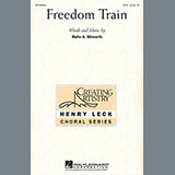 Download or print Rollo Dilworth Freedom Train Sheet Music Printable PDF 13-page score for Concert / arranged 4-Part Choir SKU: 179151.