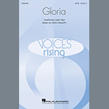 Download or print Rollo Dilworth Gloria Sheet Music Printable PDF 10-page score for Gospel / arranged SATB Choir SKU: 450332.