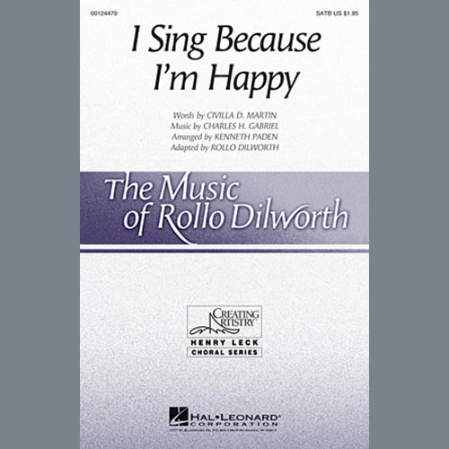 Easily Download Rollo Dilworth Printable PDF piano music notes, guitar tabs for SATB Choir. Transpose or transcribe this score in no time - Learn how to play song progression.