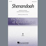 Download or print Rollo Dilworth Shenandoah Sheet Music Printable PDF 13-page score for Rock / arranged 2-Part Choir SKU: 290058.