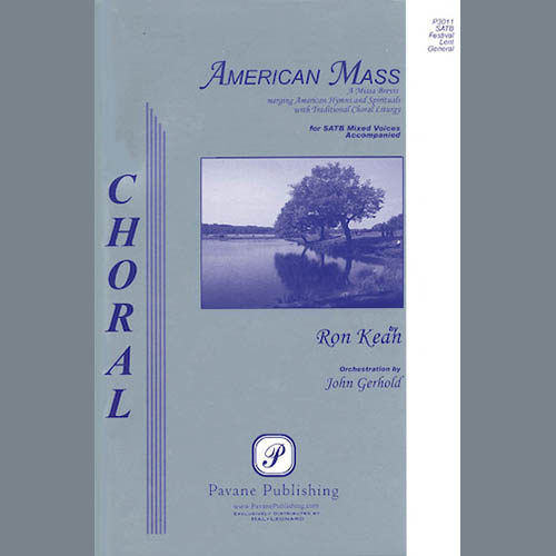 Easily Download Ron Kean Printable PDF piano music notes, guitar tabs for Choir Instrumental Pak. Transpose or transcribe this score in no time - Learn how to play song progression.