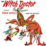 Download or print Ross Bagdasarian Witch Doctor Sheet Music Printable PDF 4-page score for Children / arranged Big Note Piano SKU: 84921.