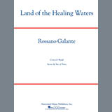 Download or print Rossano Galante Land of the Healing Waters - Bb Tenor Saxophone Sheet Music Printable PDF 2-page score for Concert / arranged Concert Band SKU: 413576.