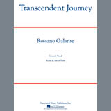 Download Rossano Galante 'Transcendent Journey - Bb Tenor Saxophone' Printable PDF 3-page score for Classical / arranged Concert Band SKU: 293332.