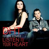 Download Roxette 'Listen To Your Heart' Printable PDF 3-page score for Pop / arranged Solo Guitar Tab SKU: 419388.