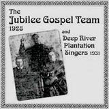 Download Roy Ringwald 'Deep River' Printable PDF 4-page score for Traditional / arranged SATB Choir SKU: 39159.
