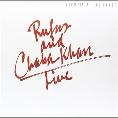 Rufus & Chaka Khan, Ain't Nobody, Lead Sheet / Fake Book