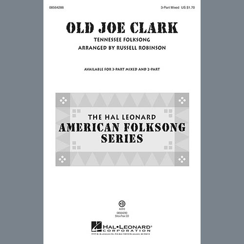 Easily Download Traditional Folksong Printable PDF piano music notes, guitar tabs for 2-Part Choir. Transpose or transcribe this score in no time - Learn how to play song progression.