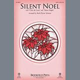 Download or print Ruth Elaine Schram Silent Noel - Viola Sheet Music Printable PDF 2-page score for Christmas / arranged Choir Instrumental Pak SKU: 353298.
