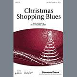 Download or print Ruth Morris Gray Christmas Shopping Blues Sheet Music Printable PDF 15-page score for Christmas / arranged SSA Choir SKU: 296834.